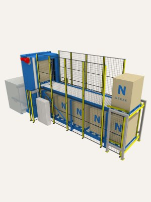 Fully Automated Lifting System