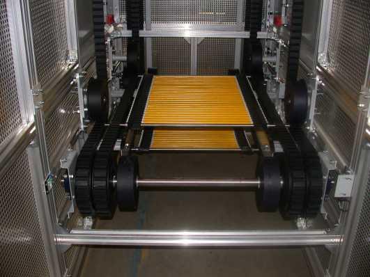NERAK Boxlifter Drive Assembly