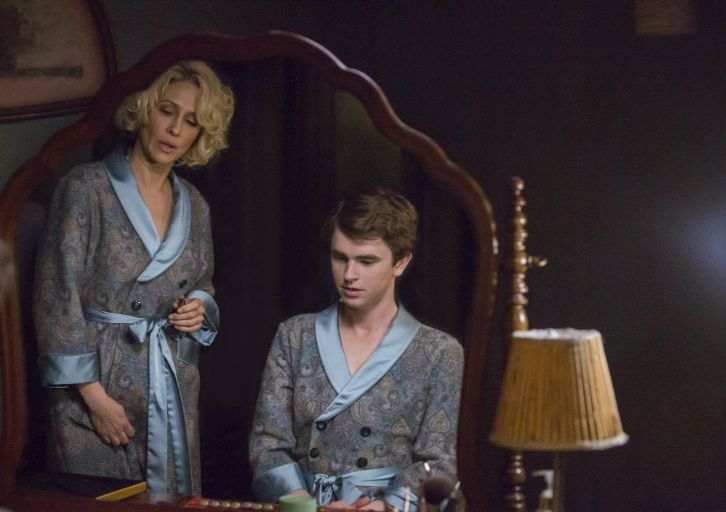 Image result for BATES MOTEL A Danger to Himself and Others