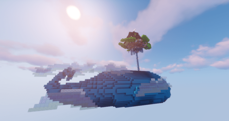 We have skyblock too!