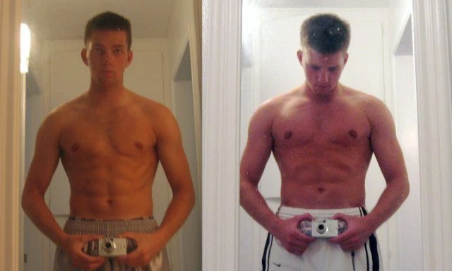 I put on 18 pounds of weight in 30 days
