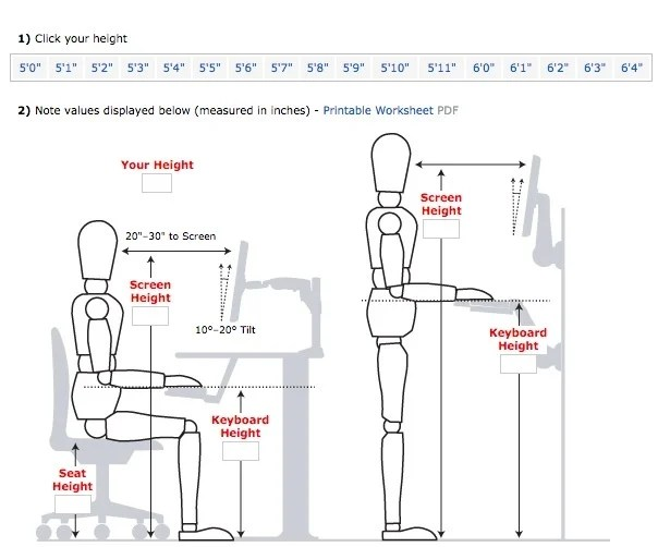 best inexpensive office chair travel slacker stool reviews how to survive sitting in an all day   nerd fitness