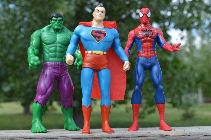 superherofigures