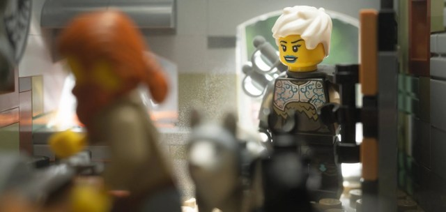 A LEGO at Blacksmith