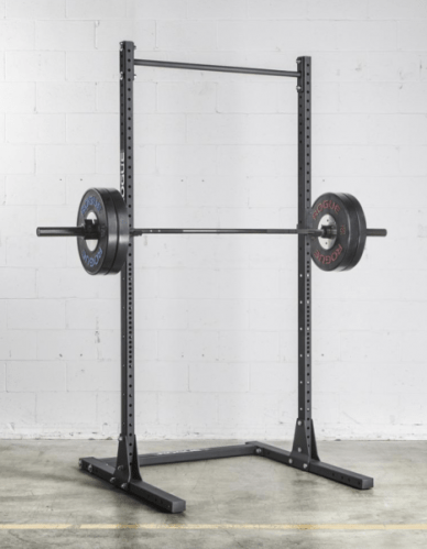 If you find a squat stand like this in your gym you are good to squat!