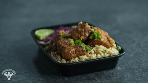 Tempeh is a great way to get some protein in for your plant-based diet.