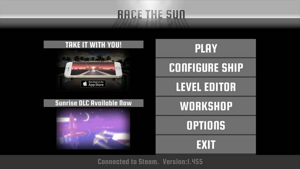 Race The Sun 01