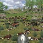 mount&blade warband screen gameplay