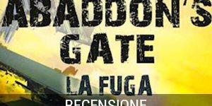 THE EXPANSE #3: ABADDON'S GATE- LA FUGA