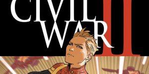 civil war 2 numero 4 cover