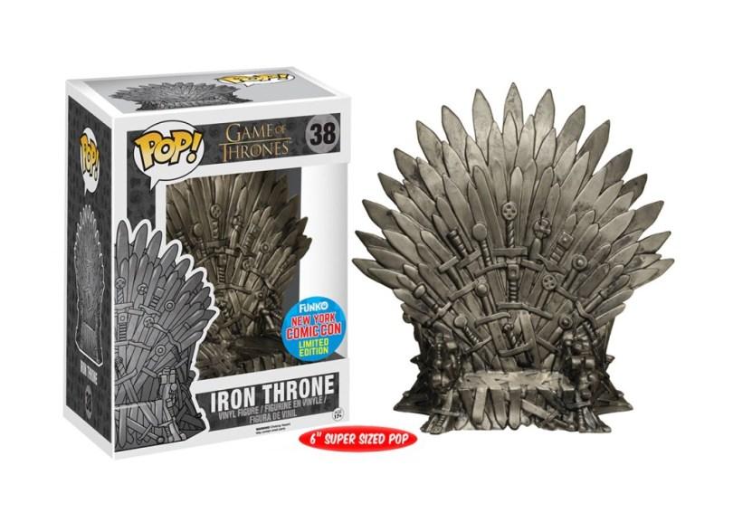 funko pop iron throne