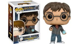 Funko Pop: Funko Pop di Harry Potter: Harry Potter with prophecy, N.32