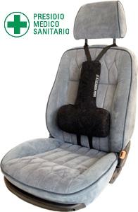 RubyMcKenzie il miglior cuscino ergonomico per auto e