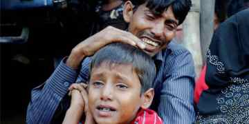 6,700 Rohingyas were murdered in Burma in just one month