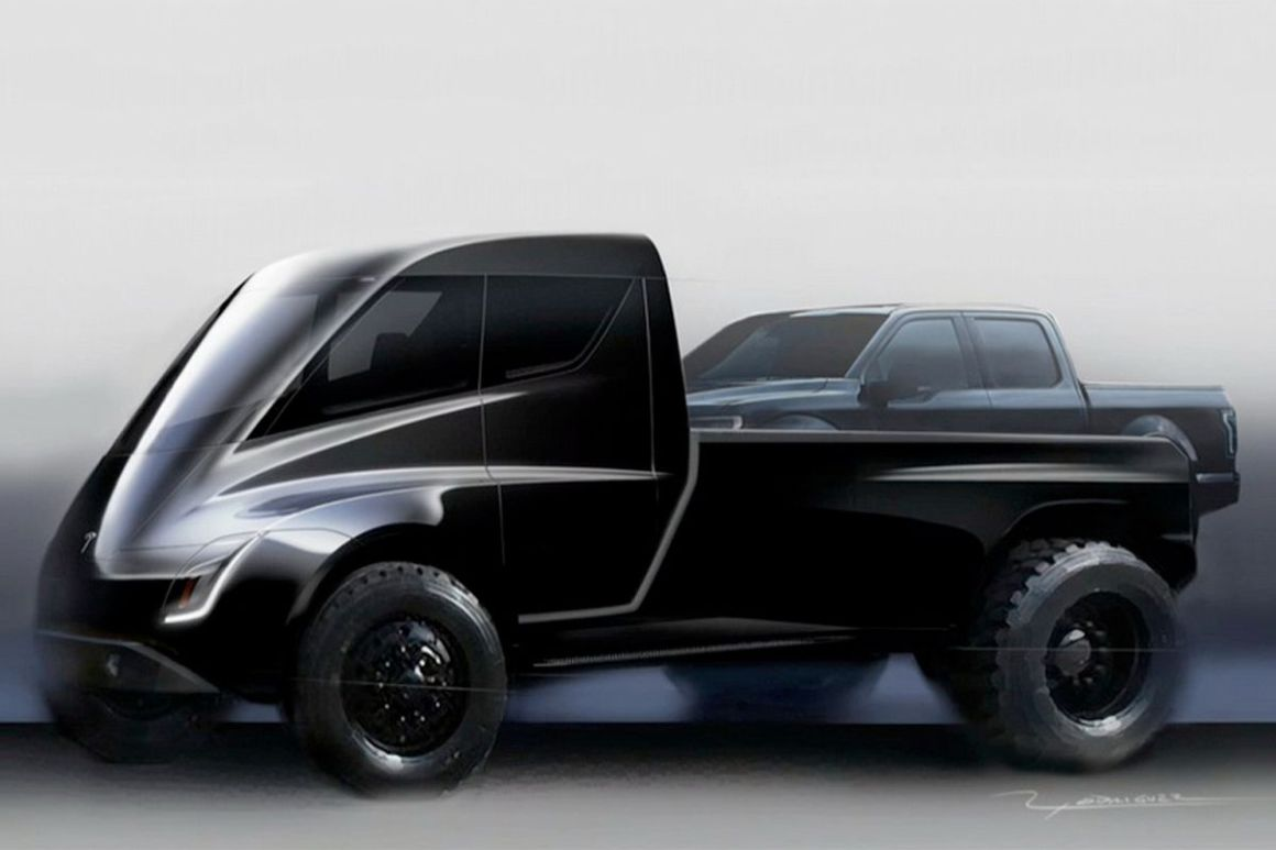 Elon Musk doesn't care if people buy his 'Blade Runner pickup truck'