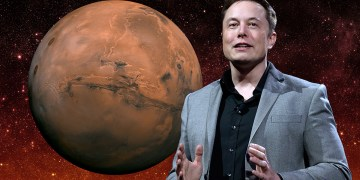 Elon Musk reveals just how much a ticket to Mars will cost