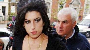 Amy Winehouse's father Mitch claims late singer's GHOST visits him
