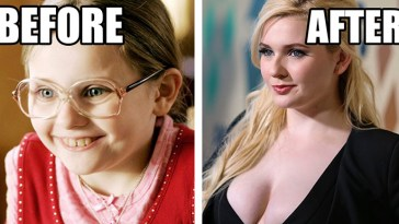 15 Nerdy Child Stars Who Grew Up To Be HOT1
