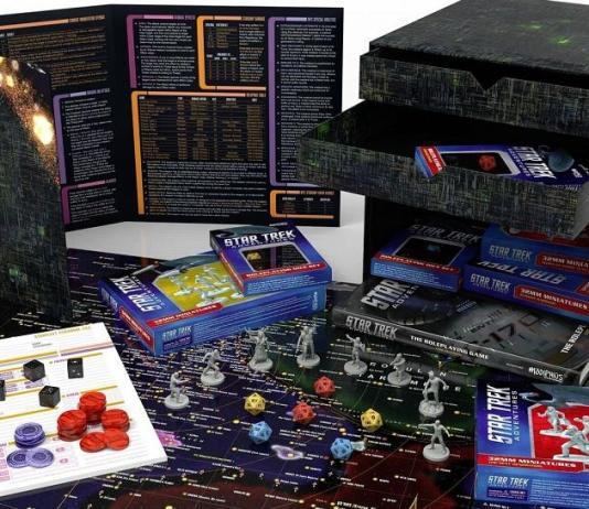 Collectors Edition del gioco di ruolo su Star Trek