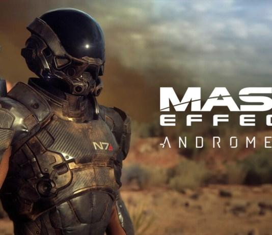 termina il supporto del single player di Mass Effect: Andromeda