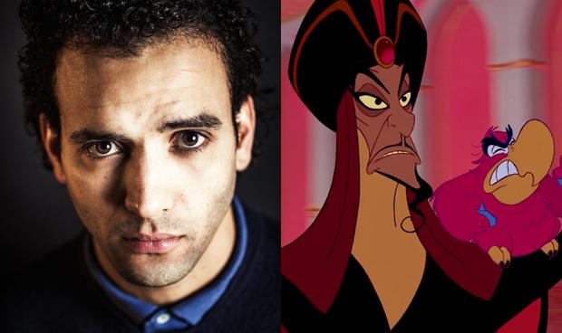 trovato Jafar per il film su Alladin