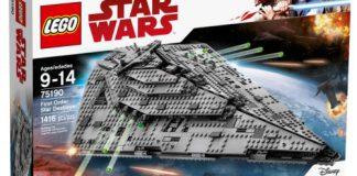 set Lego de Gli Ultimi Jedi