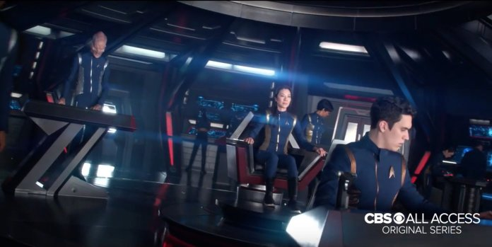 Star Trek Discovery stupisce
