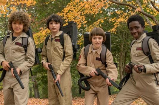 possibile una serie Netflix sui Ghostbusters