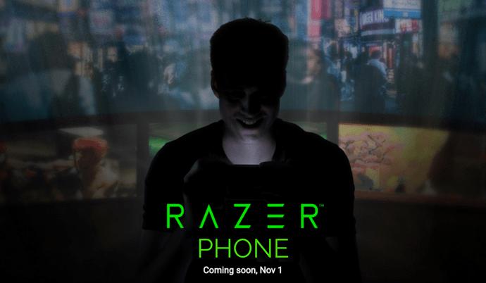 rilasciate in rete le specifiche del Razer Phone