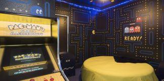 hotel completamente dedicato ai giochi