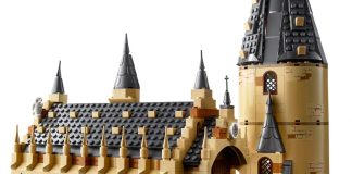nuovo set Lego Harry Potter