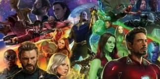 nuovo trailer di Avengers Infinity War