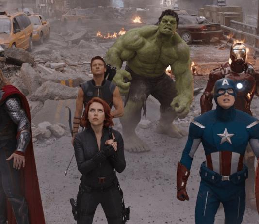 Avengers festeggiano con un tatuaggio