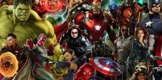 nomi ispirati agli Avengers