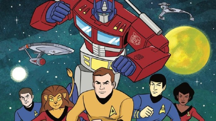 Star Trek contro Transformers