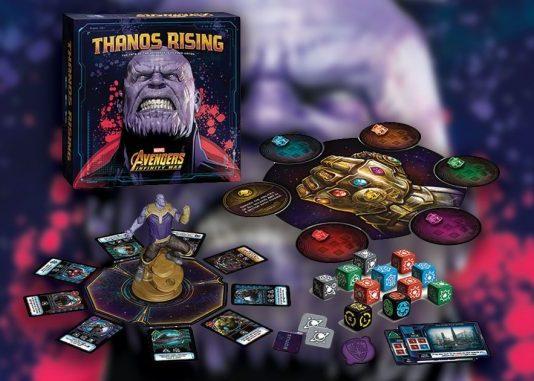 Recensione Thanos Rising