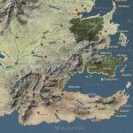 Game of Thrones su Google Maps