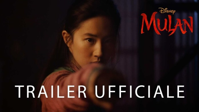 Mulan in Live Action