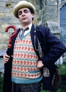 Image result for 7th doctor