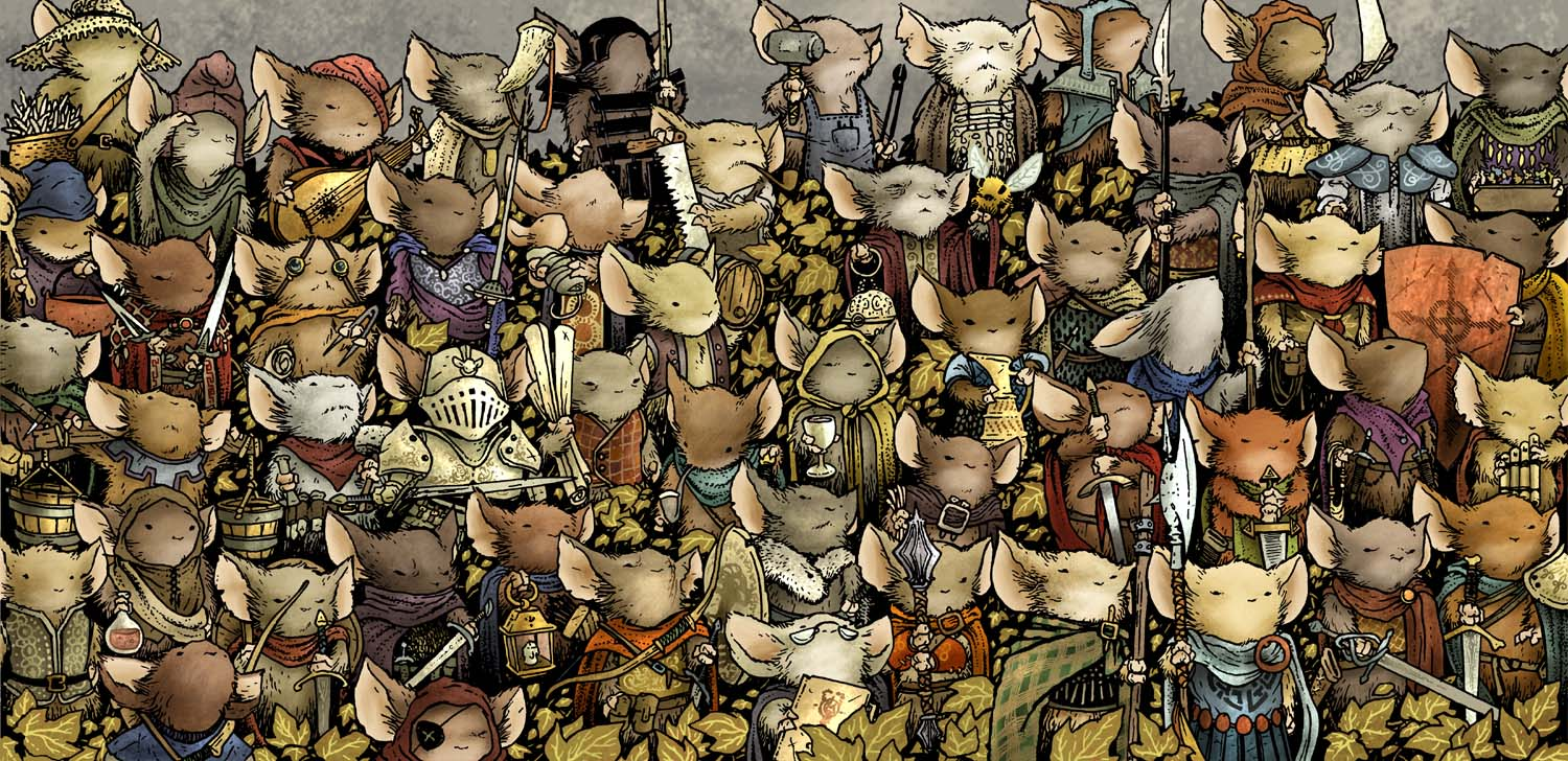 Conclusiones Mouse Guard