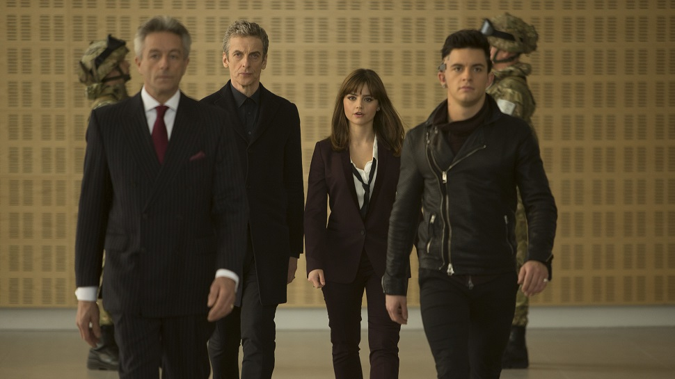 Image result for the caretaker doctor who