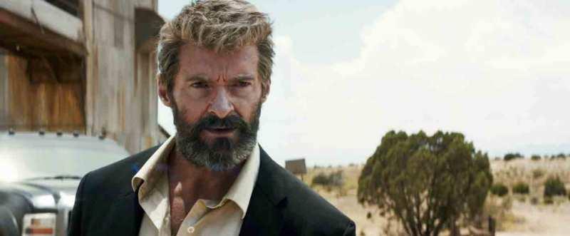 Hat das mit dem Rasieren aufgegeben: Logan