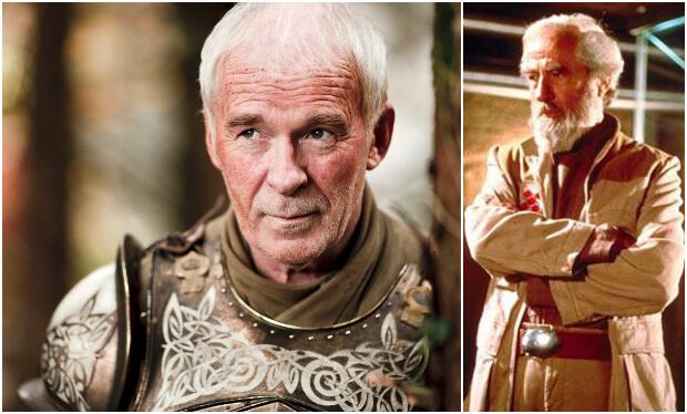 Ian McElhinney (Ser Barristan Selmy / General Dodonna)