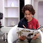 Daniel Logan (Junger Boba Fett aus Star Wars)