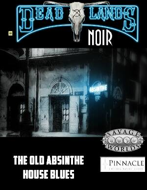 Deadlands Noir RPG