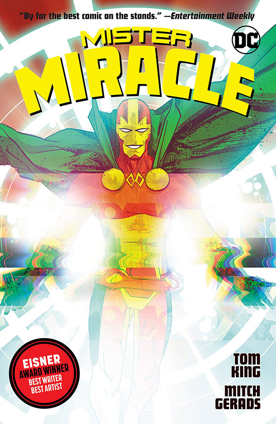 Nerdly 187 Mister Miracle The Complete Series Graphic