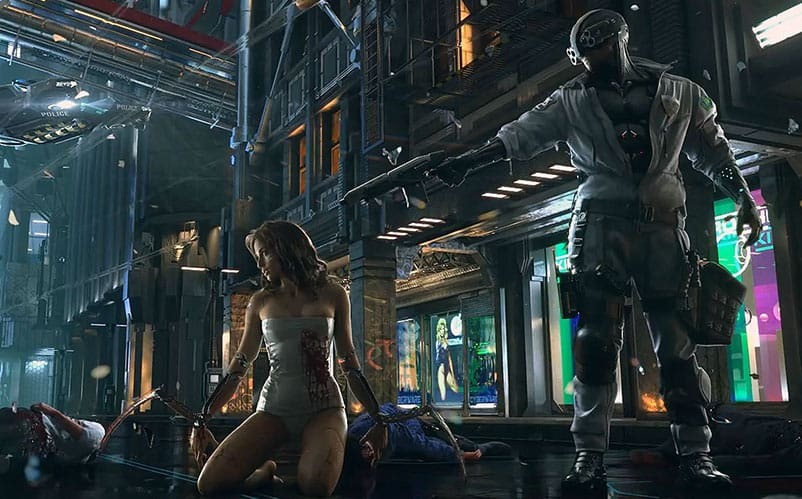 Cyberpunk 2077 Map To Be Far Far Bigger Than Witcher 3 Nerd Much