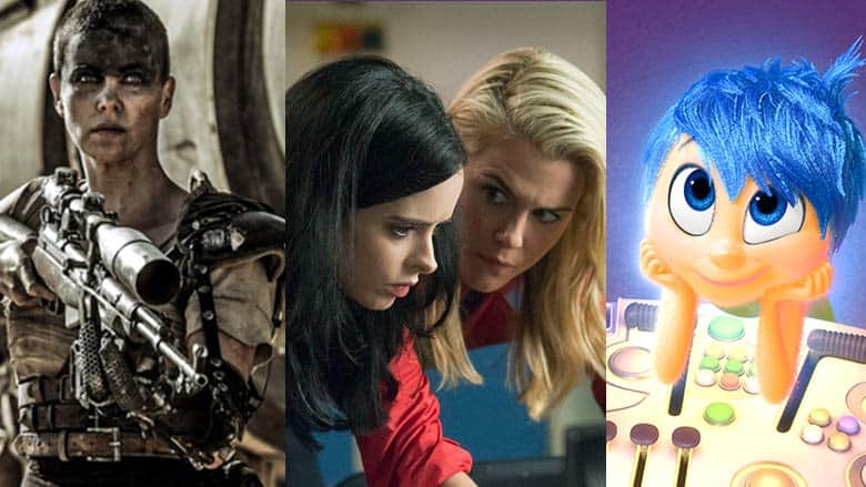Top 15 Strong Female Characters Of 2015 Nerd Much