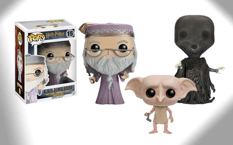 New Harry Potter Funko Pop Series Nerd Much