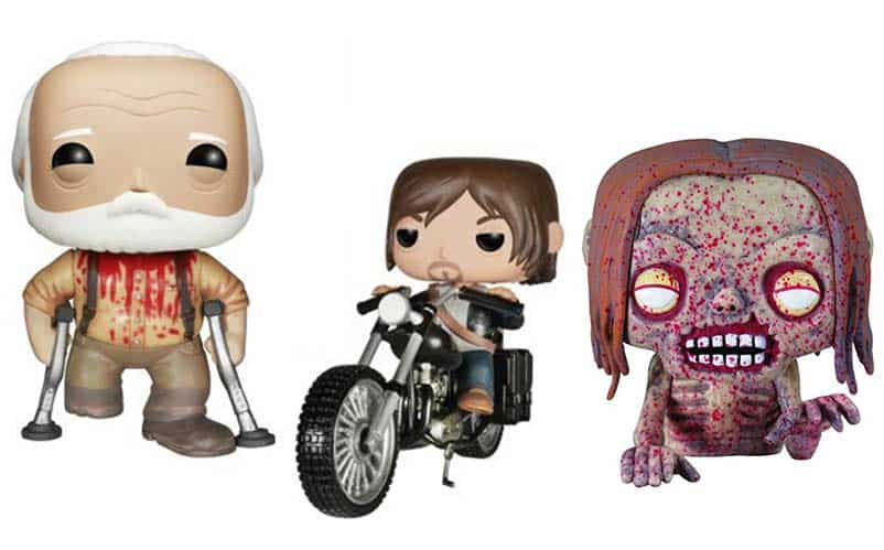 Top 10 Best The Walking Dead Funko Pop Vinyl Figures